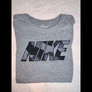 Nike Athletic Cut Shirt